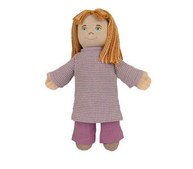 Small Earth Friend Doll
