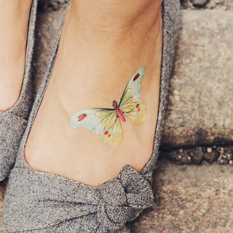 Butterfly 1 Tattoo