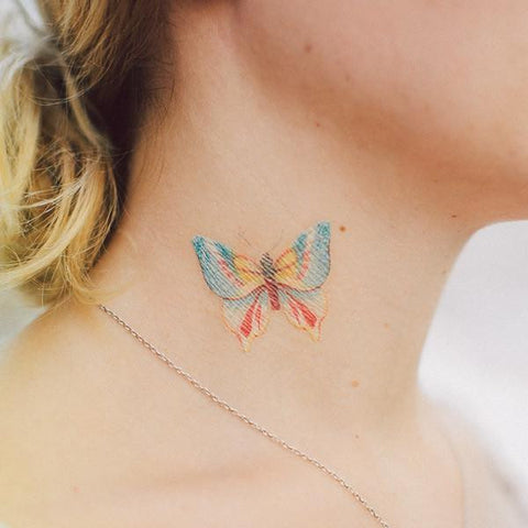 Butterfly 2 Tattoo