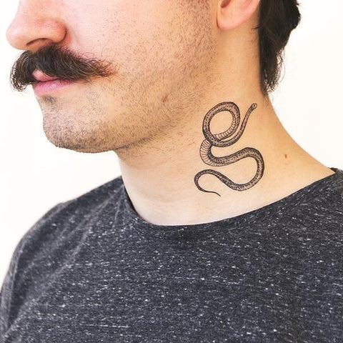 Serpent Tattoo