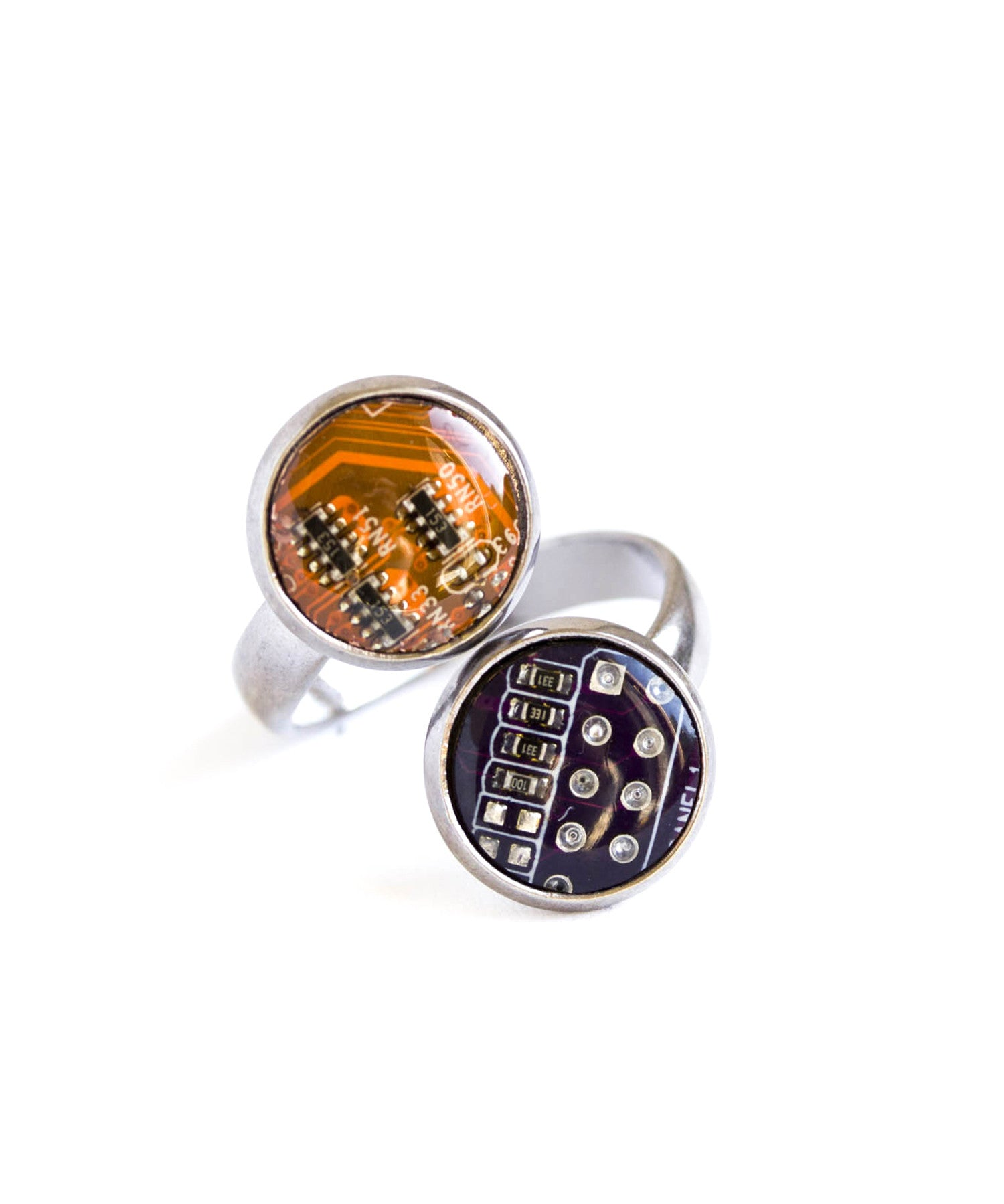 Circuit Board Double Ring