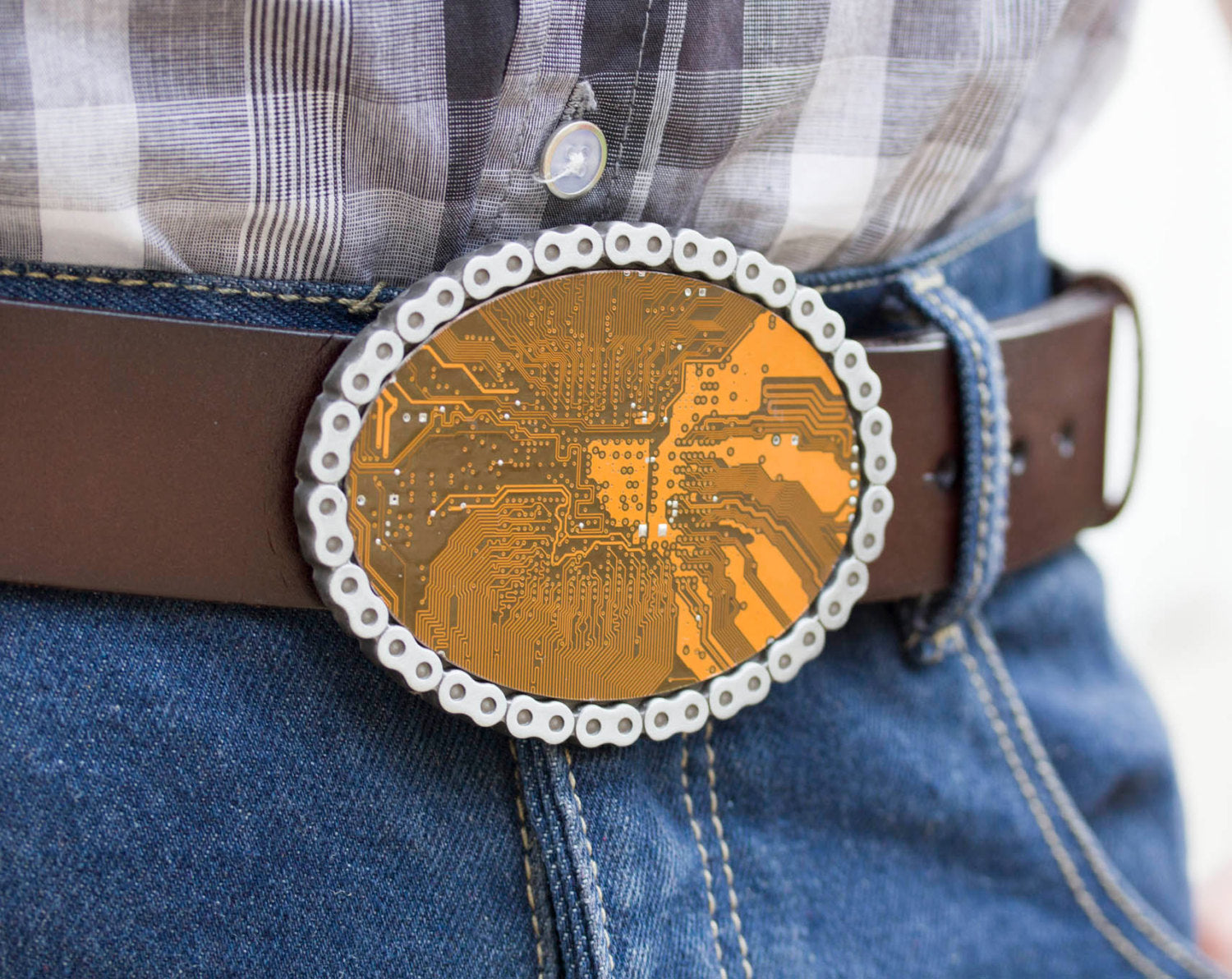 Men's Belt buckle