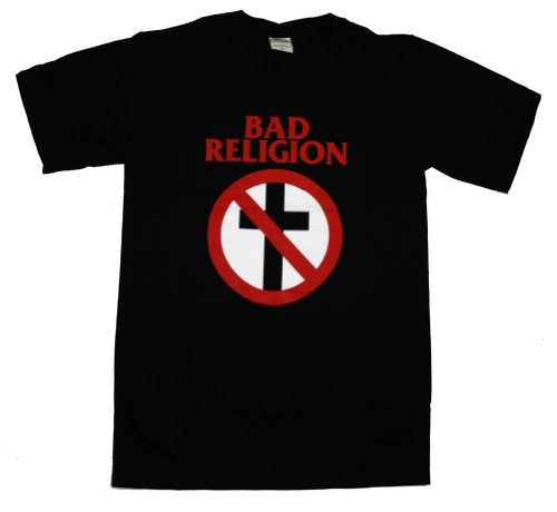 Bad Religion Classic Crossbuster T-shirt, Medium