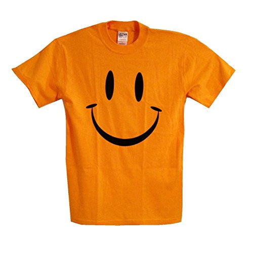 Smiley Face - Happy Yellow Gold T-shirt