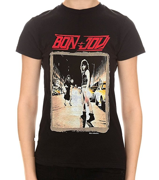 Bon Jovi Run Away Women's T-Shirt