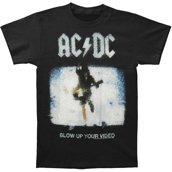 AC/DC Blow Up Your Video T-shirt Large