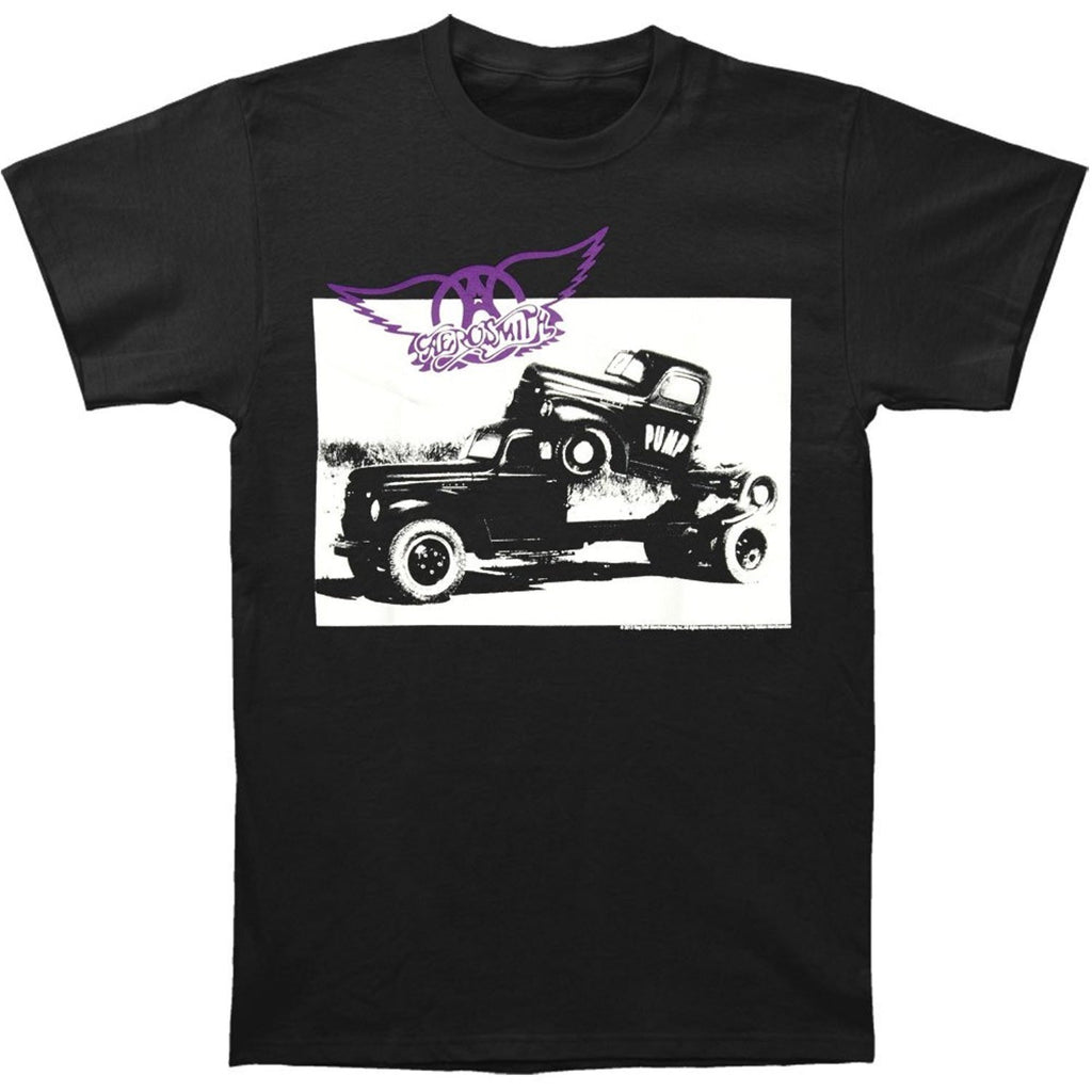 Aerosmith Pump Men's T-shirt, XX-Large