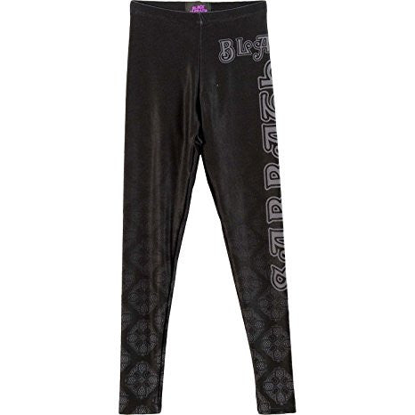 Black Sabbath Women's Celtic Logo Leggings, Black (Large)