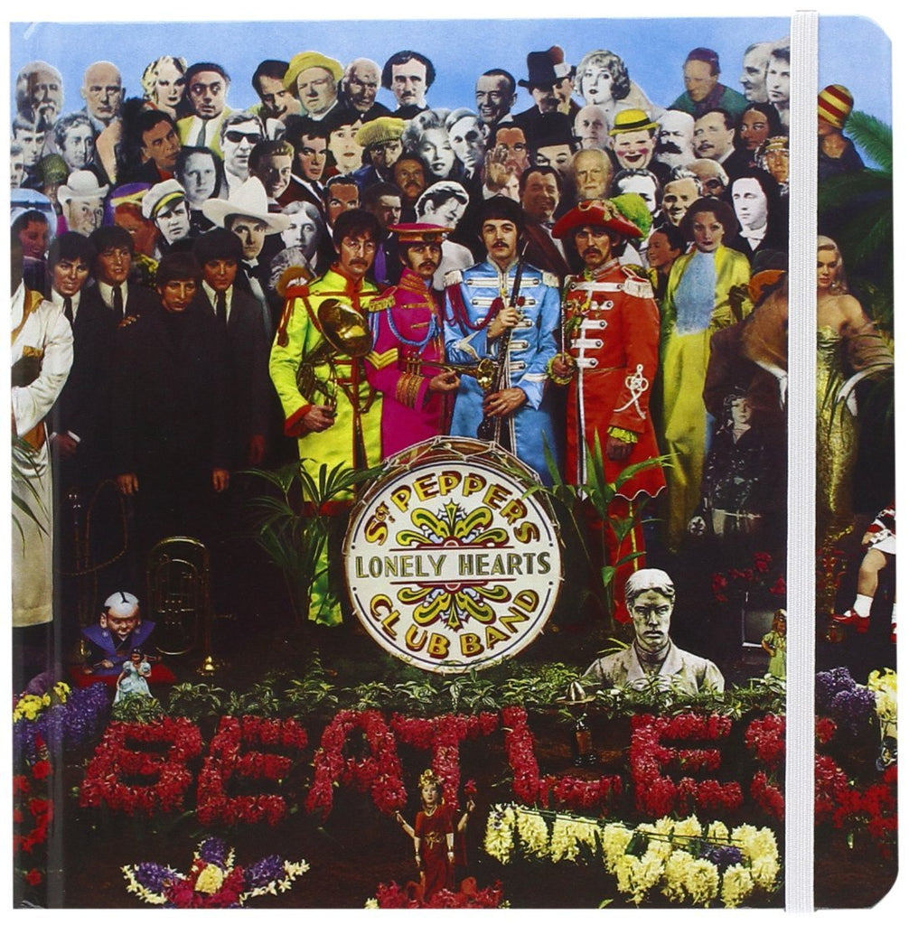 Beatles - Sgt Peppers Lonely Hearts Club Band - Hardback Notebook