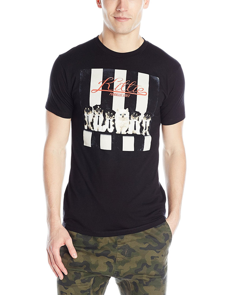 Blondie Parallel Lines T-Shirt, Black, X-Large
