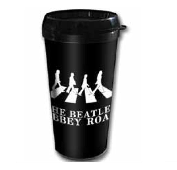 Beatles Abbey Road Crossing Acrylic Travel Mug