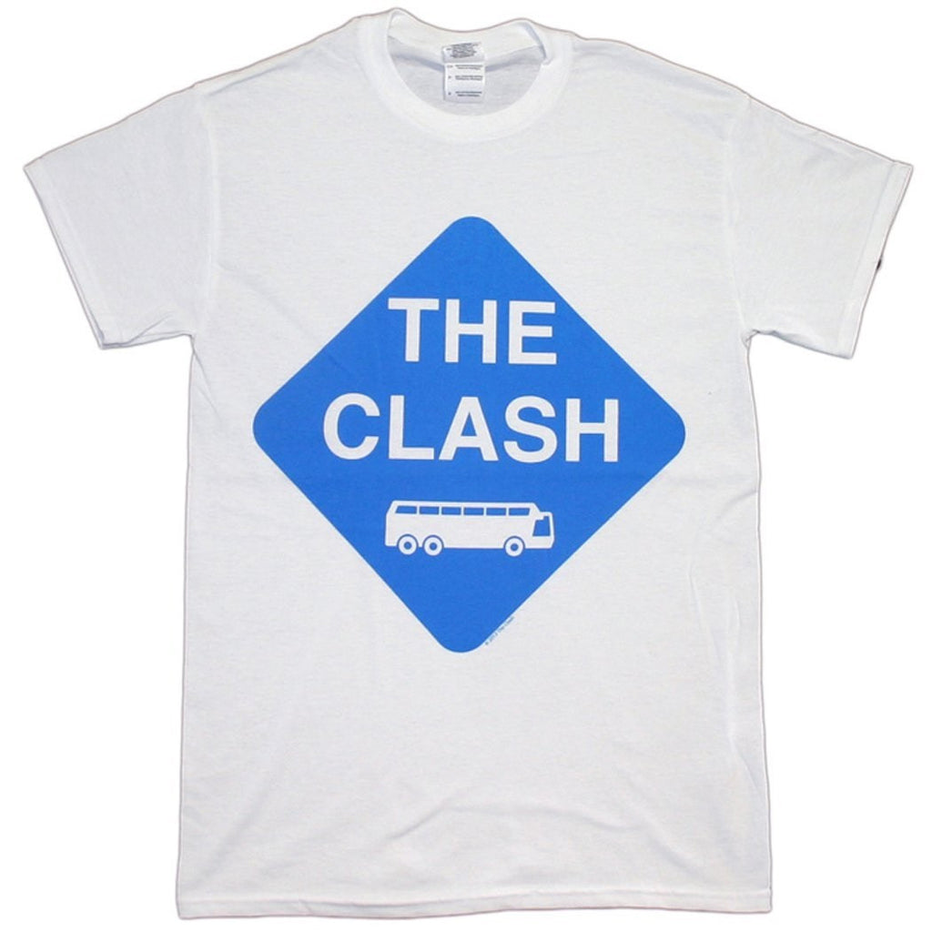 Clash From Here To Eternity White T-Shirt (XX-Large)