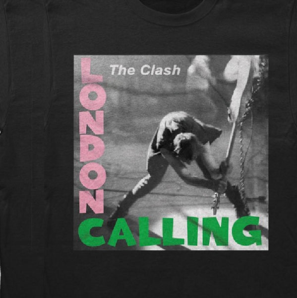 Clash London Calling Men's Slim Fit T-shirt