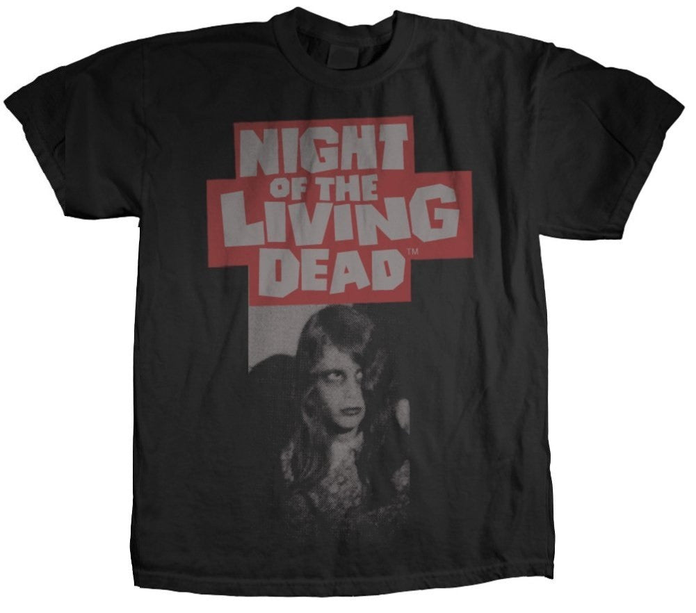 Night of the Living Dead - Kyra Coming Out T-Shirt , Small