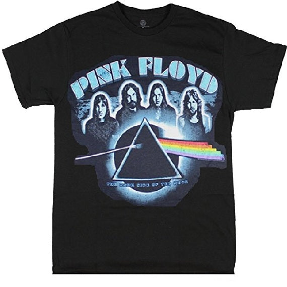 Pink Floyd Lunar Eclipse Men's T-shirt