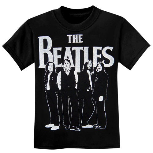 Beatles Iconic Logo Boys Tee