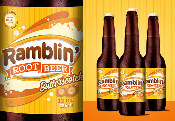 Ramblin' Butterscotch Root Beer
