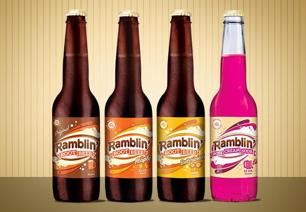 Ramblin' Root Beer Variety Pack