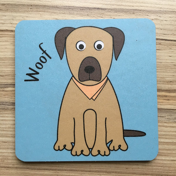 Farm Animal Coasters - Square
