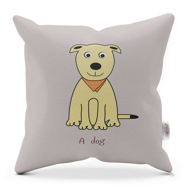 Cushion With Rhyme – Dog