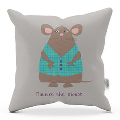 Cushion With Rhyme-Mouse