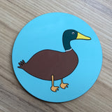Creatures Wild, Coasters – Gloss Finish