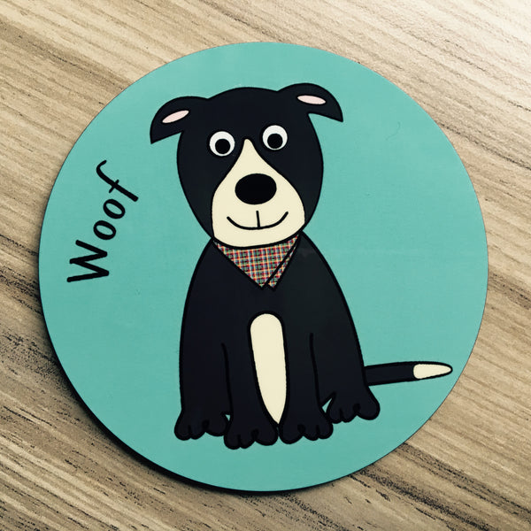 Farm Animal Coasters – Round