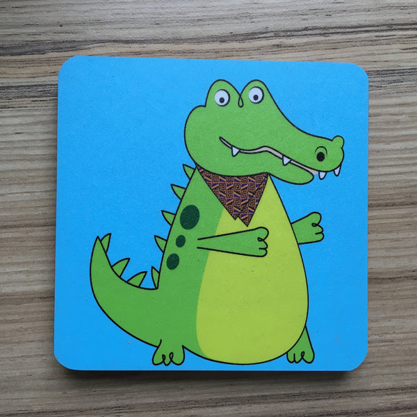 Creature Coasters Square