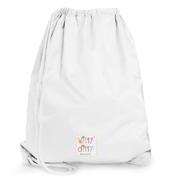 Mrs Drop Laundry Bag