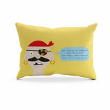 Kids Pillowcases - Everything A Boy Needs To Be A Shipmate