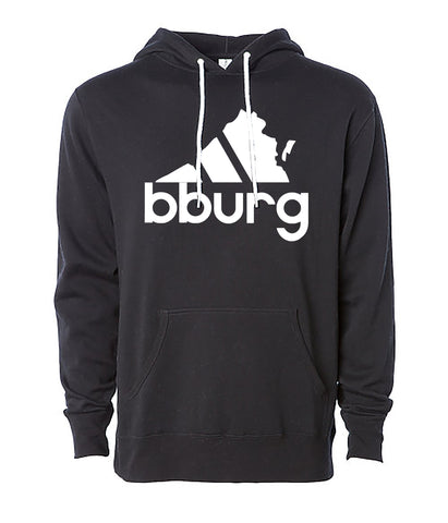 All Day Blacksburg pullover hoodie