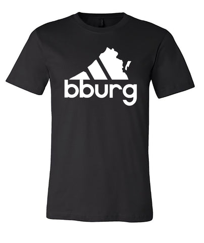 All Day Blacksburg tee