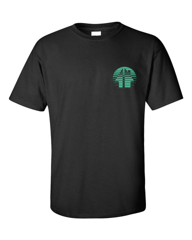 GH FADED TEE - black colorway