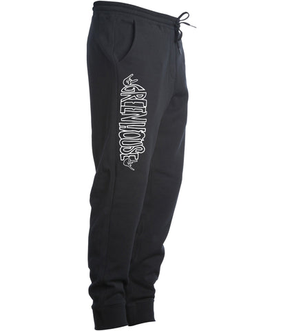 Greenhouse Fleece pant - black