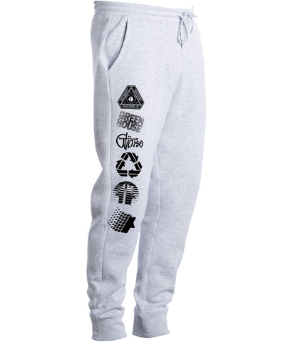Greenhouse Fleece pant - grey