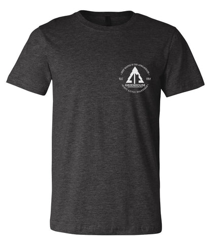 GH Deep Rooted shirt - dark heather grey