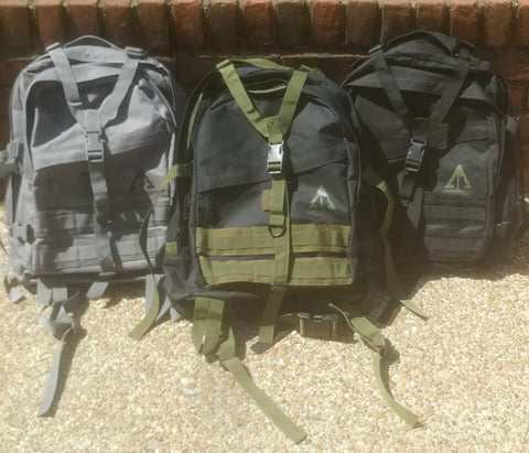 The GH Transport Backpack