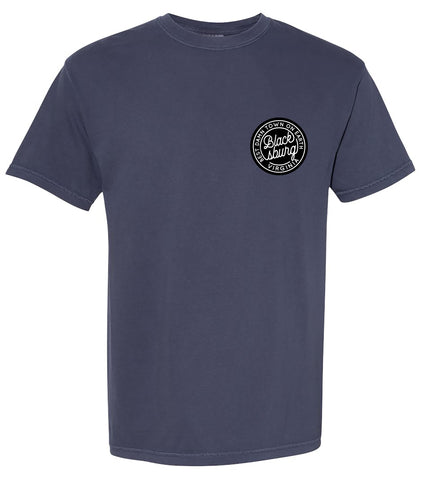 APPALACHIA'S FINEST TEE - midnight blue