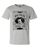 Bud Foster Farewell Tour unisex tee - heather grey