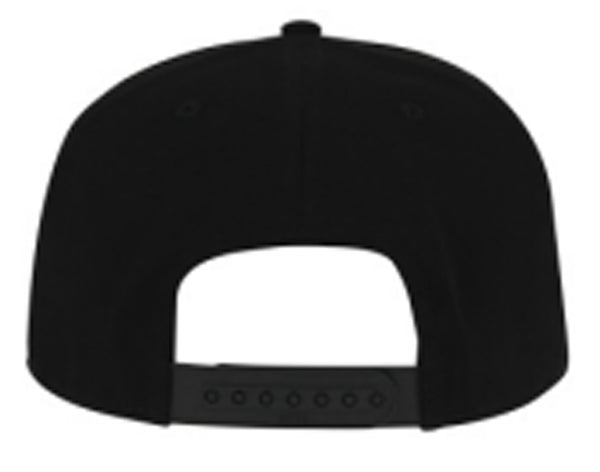 Blacksburg Authentic snapback hat - black