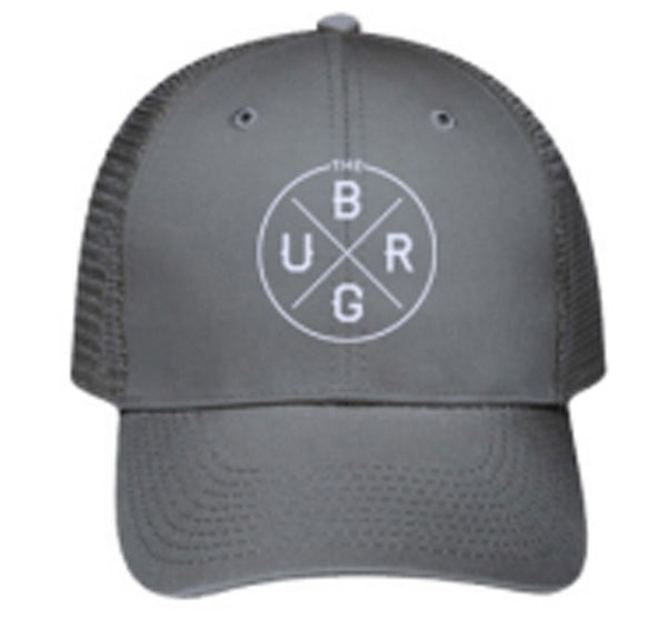 Blacksburg Authentic mesh back hat