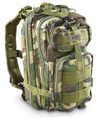 GH Tactical Pack - camo