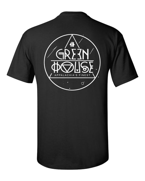 GH App's finest shirt - black