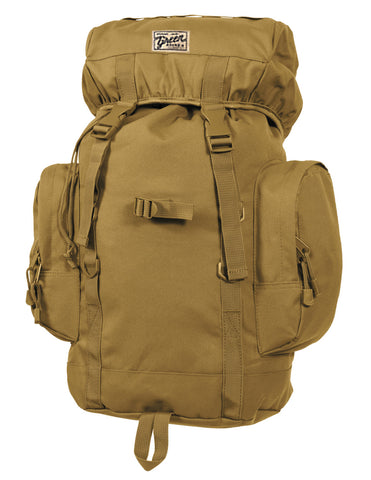 The GH Poacher Backpack - tan