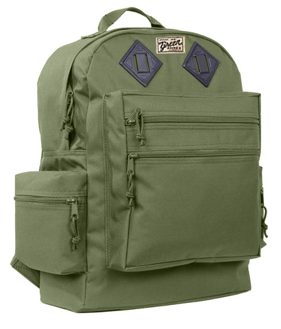 The GH Standard Backpack - army green