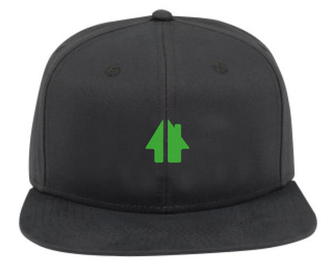 Greenhouse logo hat - black