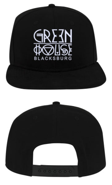 GH App's Finest hat - black