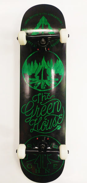 Greenhouse Complete skateboard
