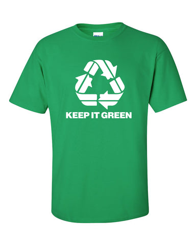 KEEP IT GREEN tee