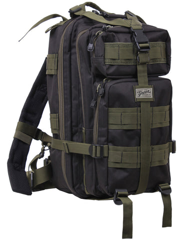 GH Tactical Pack - black/green